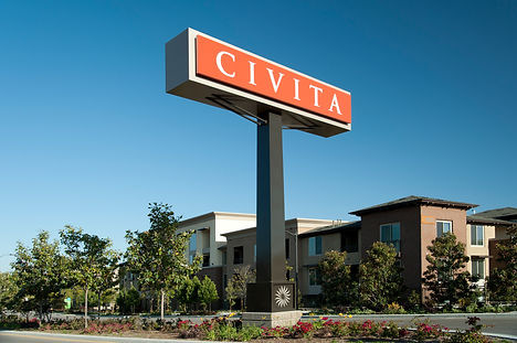 Civita, mixed-use, apartments, parks, recreation center, shopping, Mission Valley, San Diego CA, Sudberry Properties