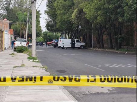 Matan a una persona y le prenden fuego en Guadalajara