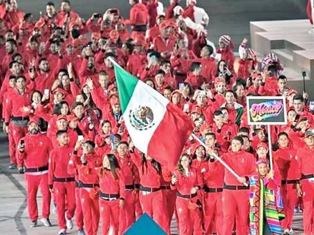 Darán 222 mdp a delegación panamericana