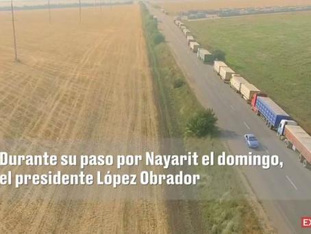 Grupo Carso responde a AMLO sobre la concesión de una carretera