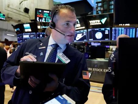 Wall Street y Bolsa Mexicana de Valores inician la semana al alza
