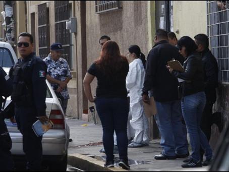 Detenido asesina a mujer policía y escapa en Poncitlán