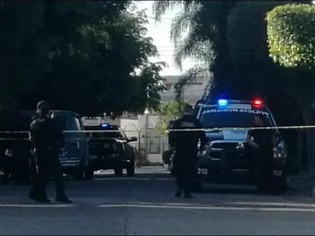 Asesinan a un hombre por quitarle su camioneta en Zapopan