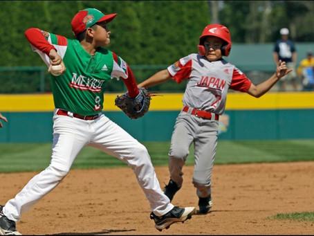 México extravía bateo; cae ante Japón en Ligas Pequeñas