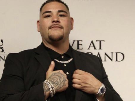 ¿Andy Ruiz Jr. no quiere pelear en Arabia Saudita?