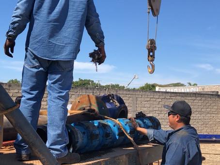 Realizará SEAPAL trabajos de mantenimiento en Tanque El Mangal