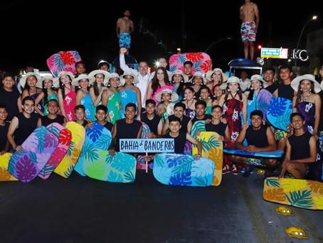 Bahía de Banderas, la Alegría en la Feria de Nayarit