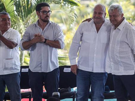 Abucheo al gobernador de Jalisco Enrique Alfaro Ramírez durante evento en Puerto Vallarta