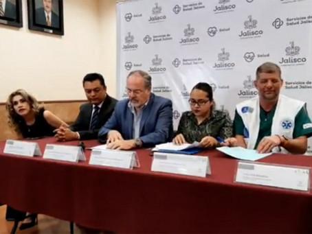 Reportan tres nuevos casos de coronavirus en Jalisco