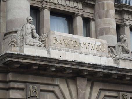 MERCADOS Ajuste en tasa de la Fed anticipa mayores bajas en rendimientos del Banxico