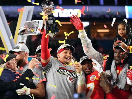 Kansas City, los Jefes del Super Bowl LIV