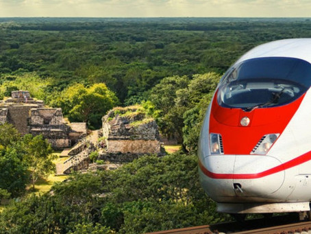 Adjudican gestión del Tren Maya a empresa que construía torre de control del NAIM