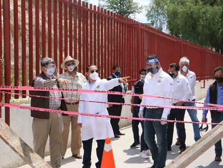 Tras suicidio y escape de pacientes, relevan dirección de hospital en Hidalgo