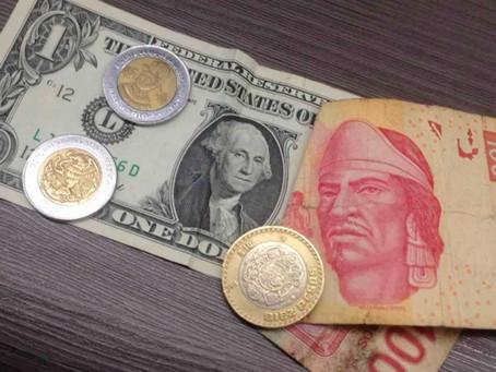 Amplía el peso su buena racha frente al dólar