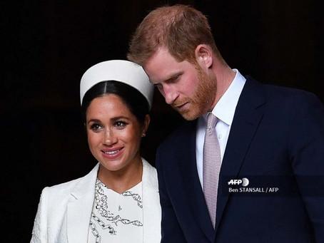 Acusan que racismo ahuyentó a Meghan de familia real