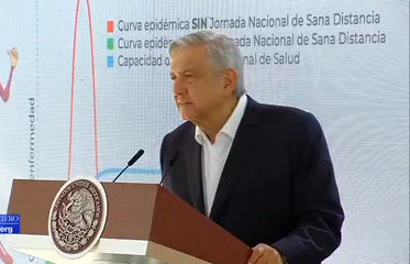 Le venderíamos gasolina a Venezuela si lo solicitara por necesidad humanitaria: López Obrador