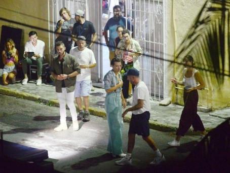 Harry Styles y sus mejores fotos en Cancún, ¡sorprendente!