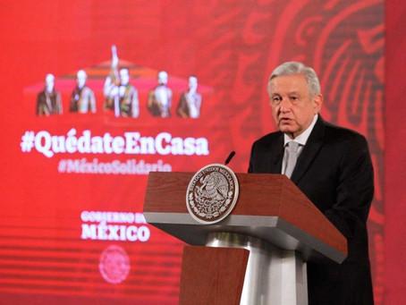 Celebra López Obrador 'inyección de solidaridad' con remesas