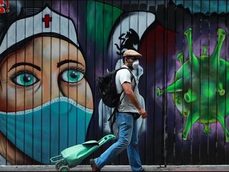 Ya vamos de salida de la pandemia, asegura López Obrador