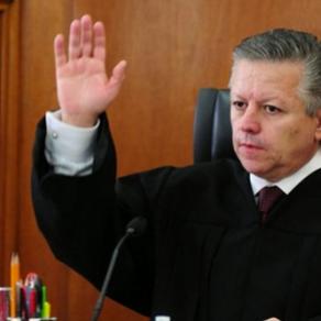 Fallece magistrado federal, Jorge Arturo Camero Ocampo