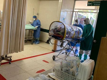 Coronavirus: Nayarit suma 50 casos confirmados; Solo 26 siguen activos