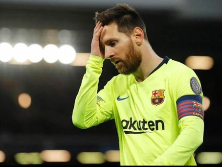 Aficionados recriminan a Messi: ¡Vendidos!