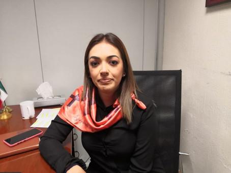 Busca Erika Jiménez elevar delito de estupro a violación equiparada