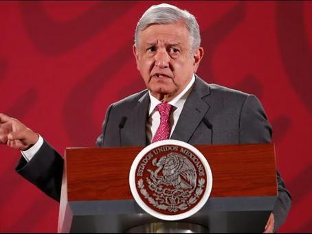López Obrador minimiza actos de corrupción en la Conade