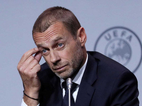 UEFA adelanta pago de 70 millones de euros a equipos