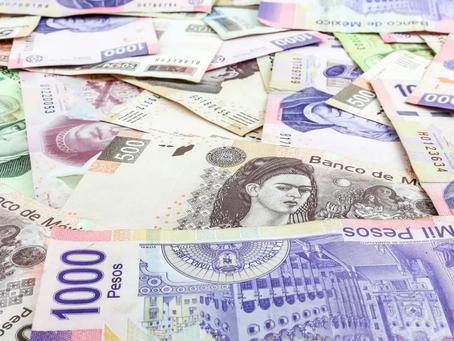 Peso extiende las ganancias y sigue los pasos de sus pares en mercados emergentes