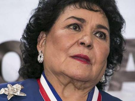 Carmen Salinas dice que es válido dar un manazo a los hijos para educarlos