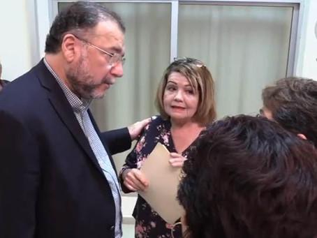 Llama Polo Domínguez a solidarizarse con las mujeres