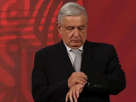 Habrá cooperación si EU solicita información sobre Calderón y caso García Luna: AMLO