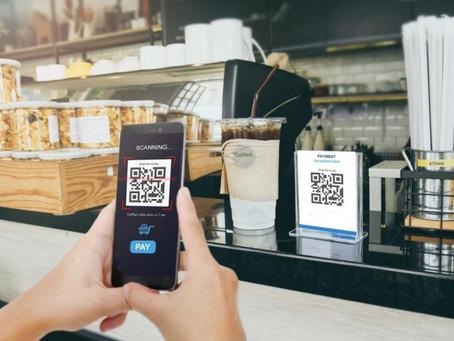 """La solución para tener """"cero contacto"""" en los restaurantes: pagar con códigos QR"""