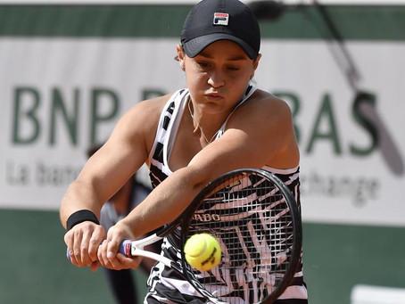 Así queda el ranking mundial WTA tras ganar Barty Roland Garros