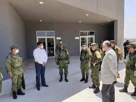 Inicia en Tepic Operaciones Nuevo Hospital del ISSSTE