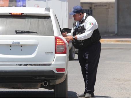 Se Suspenden los Operativos de Tránsito del Estado