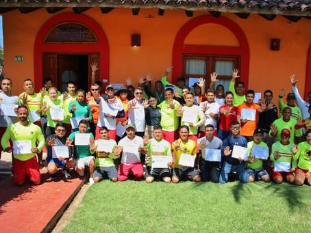 Concluye con éxito el Curso de Guardavidas de Playa Bandera Azul