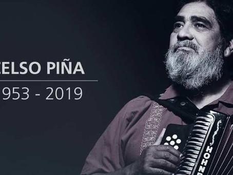 """Muere Celso Piña  """"El rebelde del acordeón"""""""