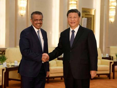 Acusa EU a China de acumular equipo médico