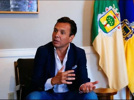 Pablo Lemus, en el top 10 de alcaldes de México