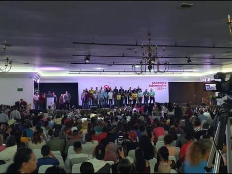 Busca Morena en Jalisco proceso interno democrático y autónomo