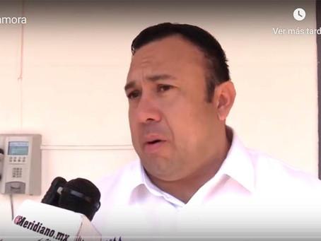 En Nayarit los ciudadanos se sienten seguros: Luis Zamora