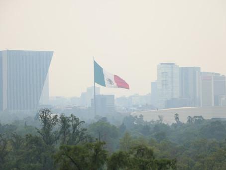 México llega al segundo lugar en el ranking de aires más contaminados del mundo
