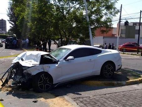 Provoca futbolista choque mortal en Jalisco