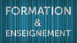 Formation et Enseignement