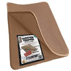 Large Cat liter mat