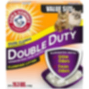 cat liter arm and hammer