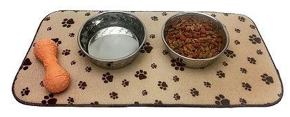 Pet Bowl Mat