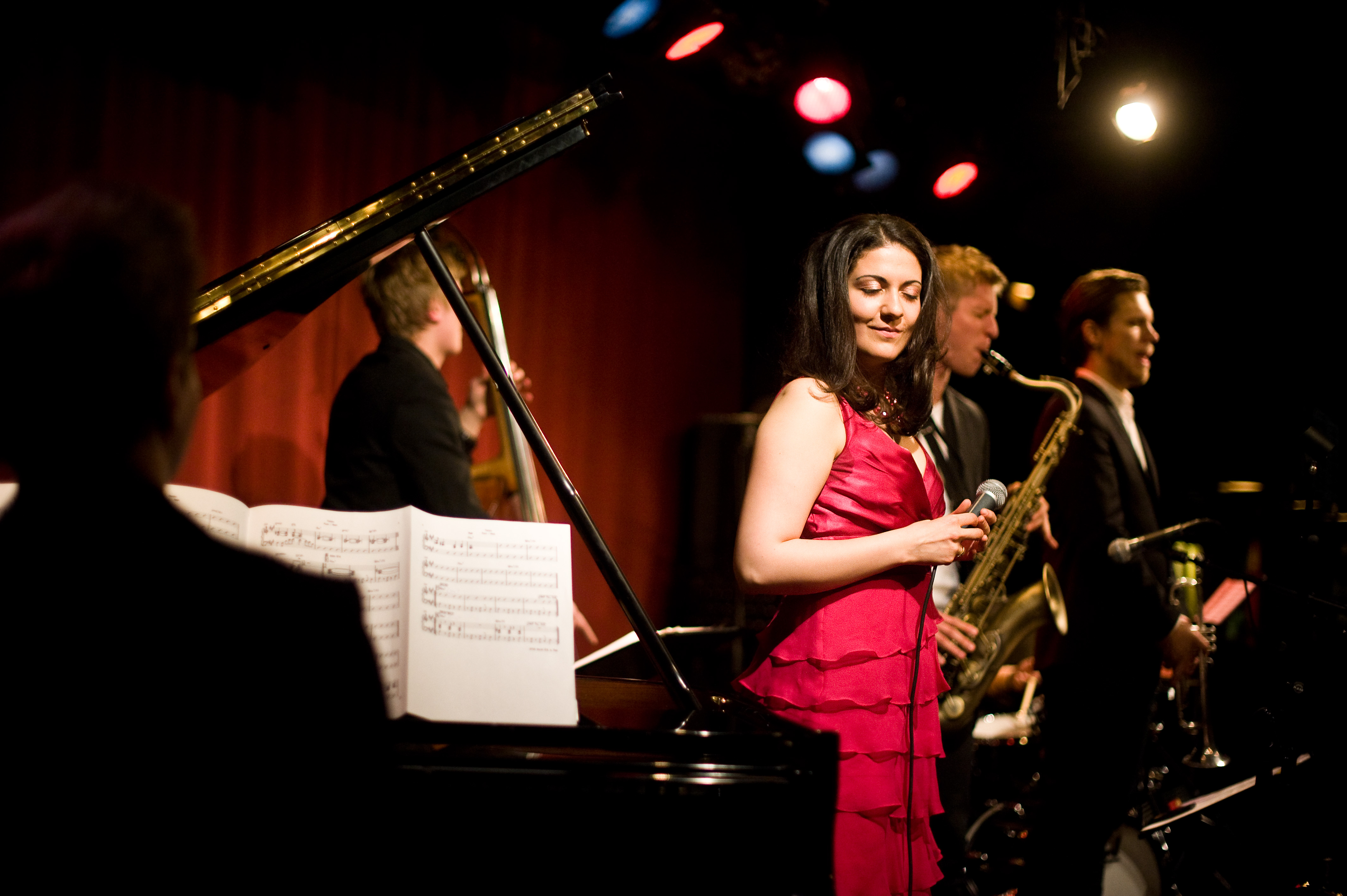 Album Release at Jazz Club Fasching